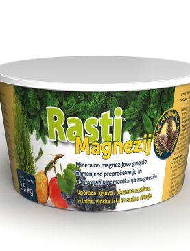 Gnojilo RASTI Magnezij 2.5kg
