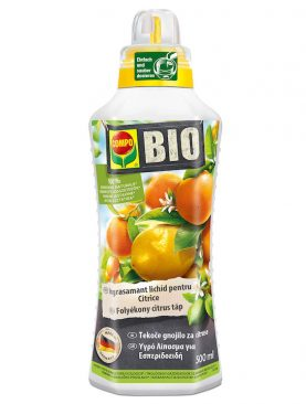 Gnojilo COMPO BIO ZA CITRUSE 500ml